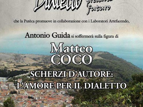 Matteo Coco. Scherzi d'autore: l'amore per il dialetto