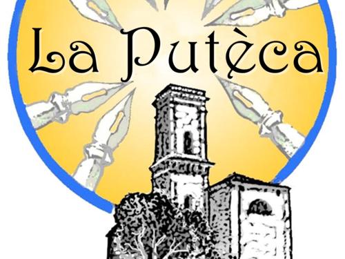 Il logo con le penne convergenti ideato da Filippo Pirro