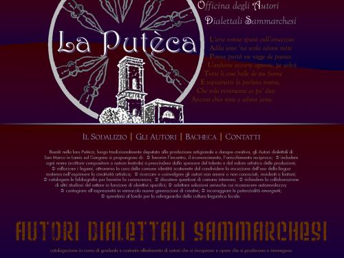 Completato l'allestimento del portale www.laputeca.eu