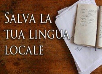 Il Premio letterario nazionale 'Salva la tua lingua locale'