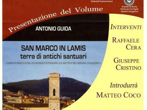 Antonio Guida e la San Marco in Lamis degli antichi santuari