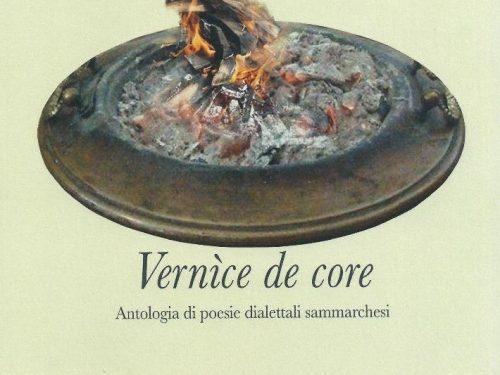 L'antologia degli autori dialettali sammarchesi 'Vernìce de core'