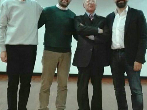 Luigi Ianzano conversa con Tonino Daniele al Teatro Giannone