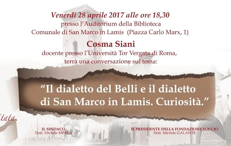 Fondaz Soccio_Invito 28 aprile