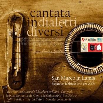 Cantata in dialetti diVersi a SAN MARCO (1)